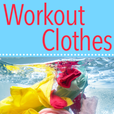 5 Solutions for Stinky Workout Clothes