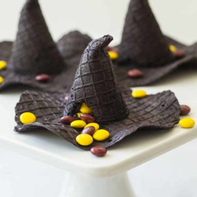 Candy Filled McGonagall Hats
