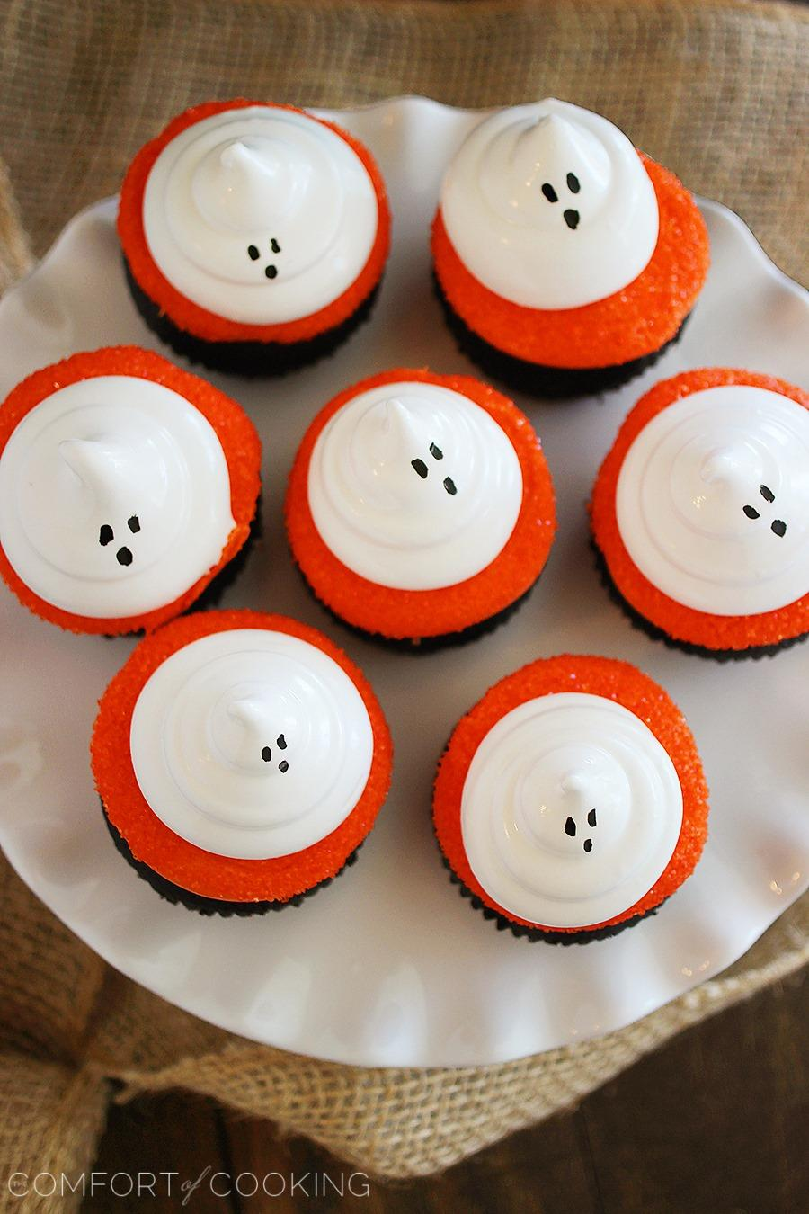 What says halloween more than chocolate and ghosts?