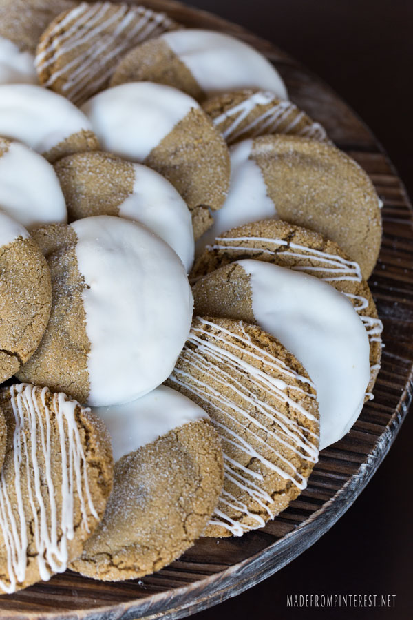 These are the BEST Gingersnap cookies I have ever made! They are ...