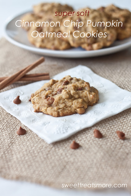 A fun twist on the average chocolate chip cookie.