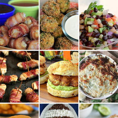 Tailgating Food Ideas Week 1