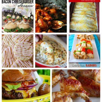 Tailgating Food Ideas Week 2
