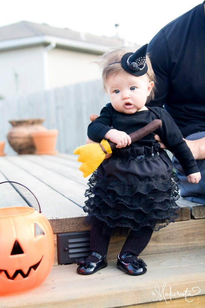 The Makerista-Halloween-DIY-Baby-Witch-Hat