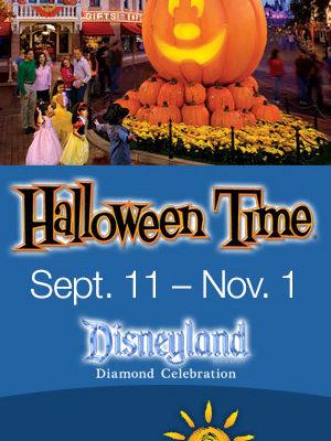 Halloween at Disneyland!