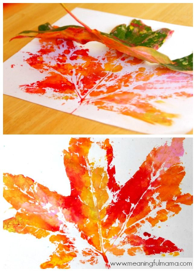 A fun and creative way to design placemats with the kids.