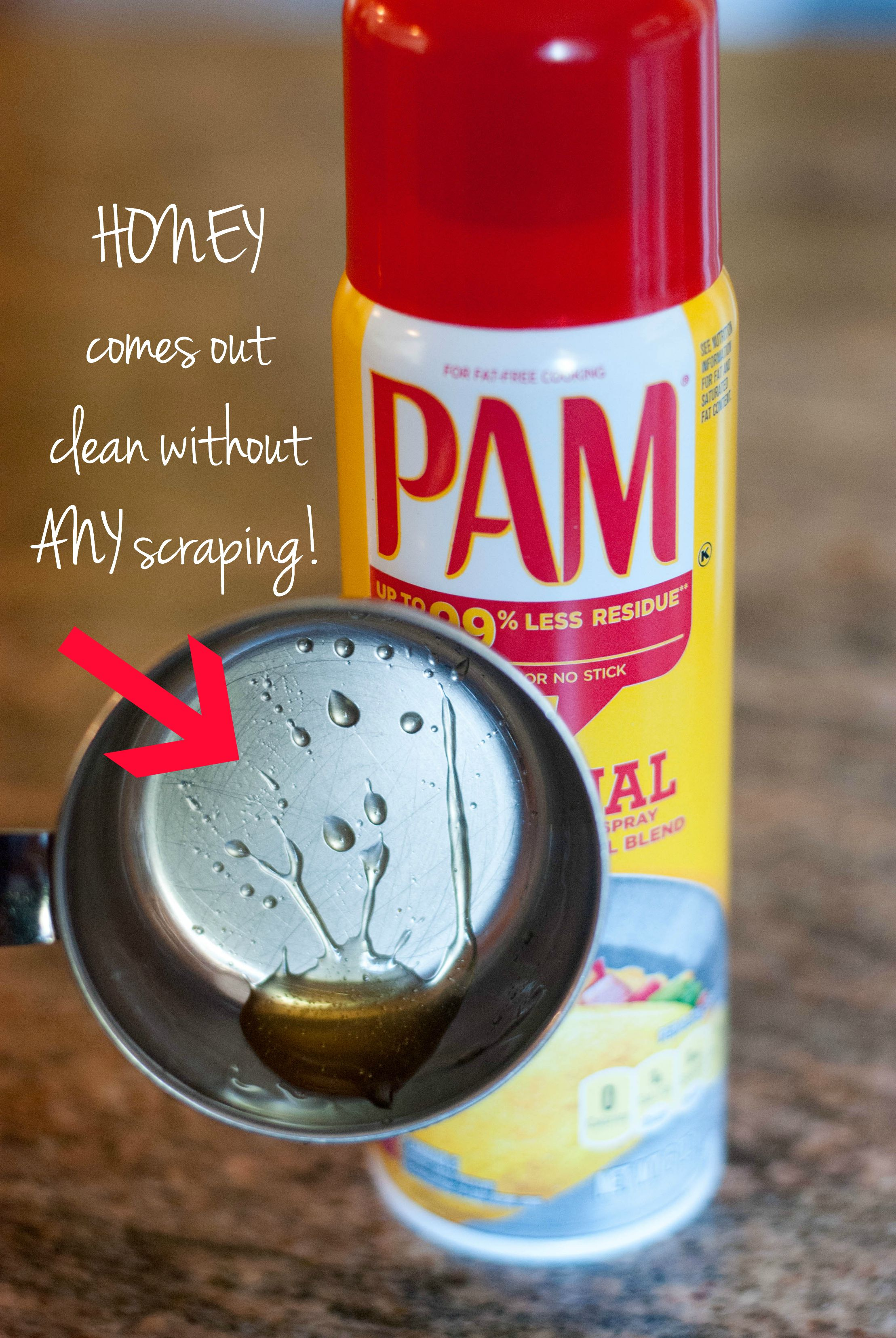 pam cooking spray kitchen hacks - tgif - this grandma is fun