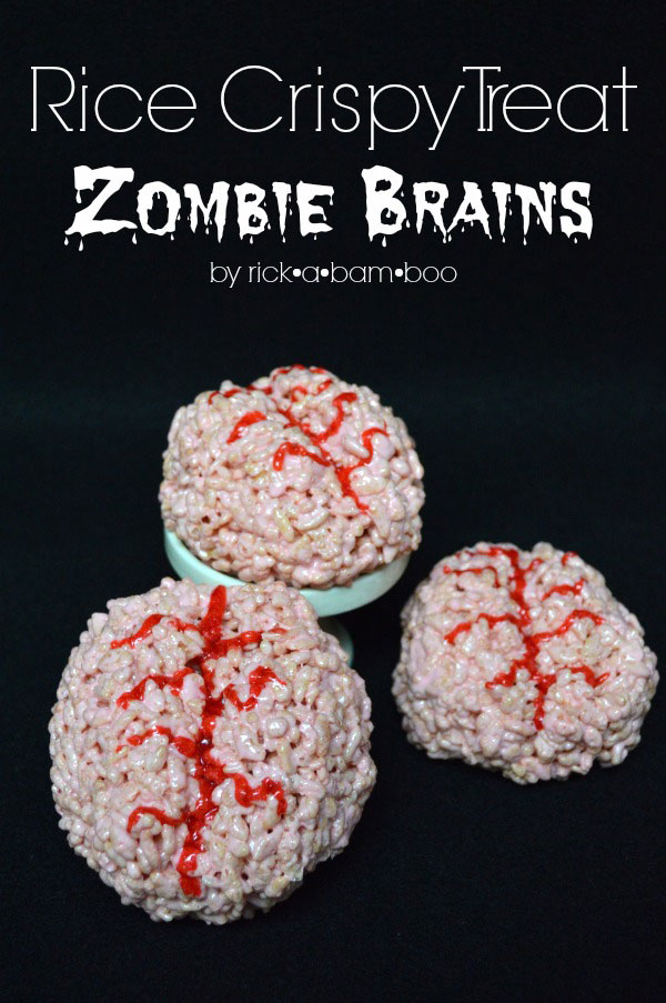 Make the zombies in your life brains they will love to eat.