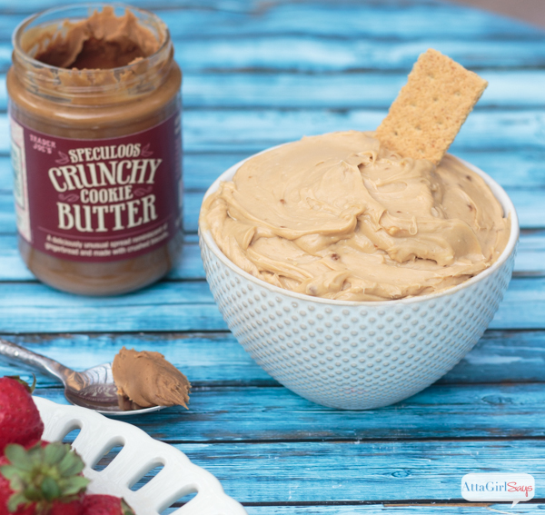 Cookie Butter Dip Recipe