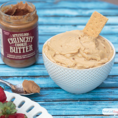 Cookie Butter Dip