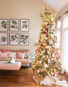 Atta Girl Says Christmas Home Tour