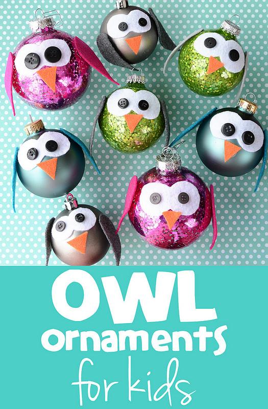 30 Christmas Tree Ornaments to Make - TGIF - This Grandma ...
