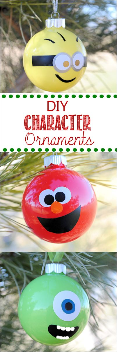 30 Christmas Tree Ornaments To Make Tgif This Grandma Is Fun