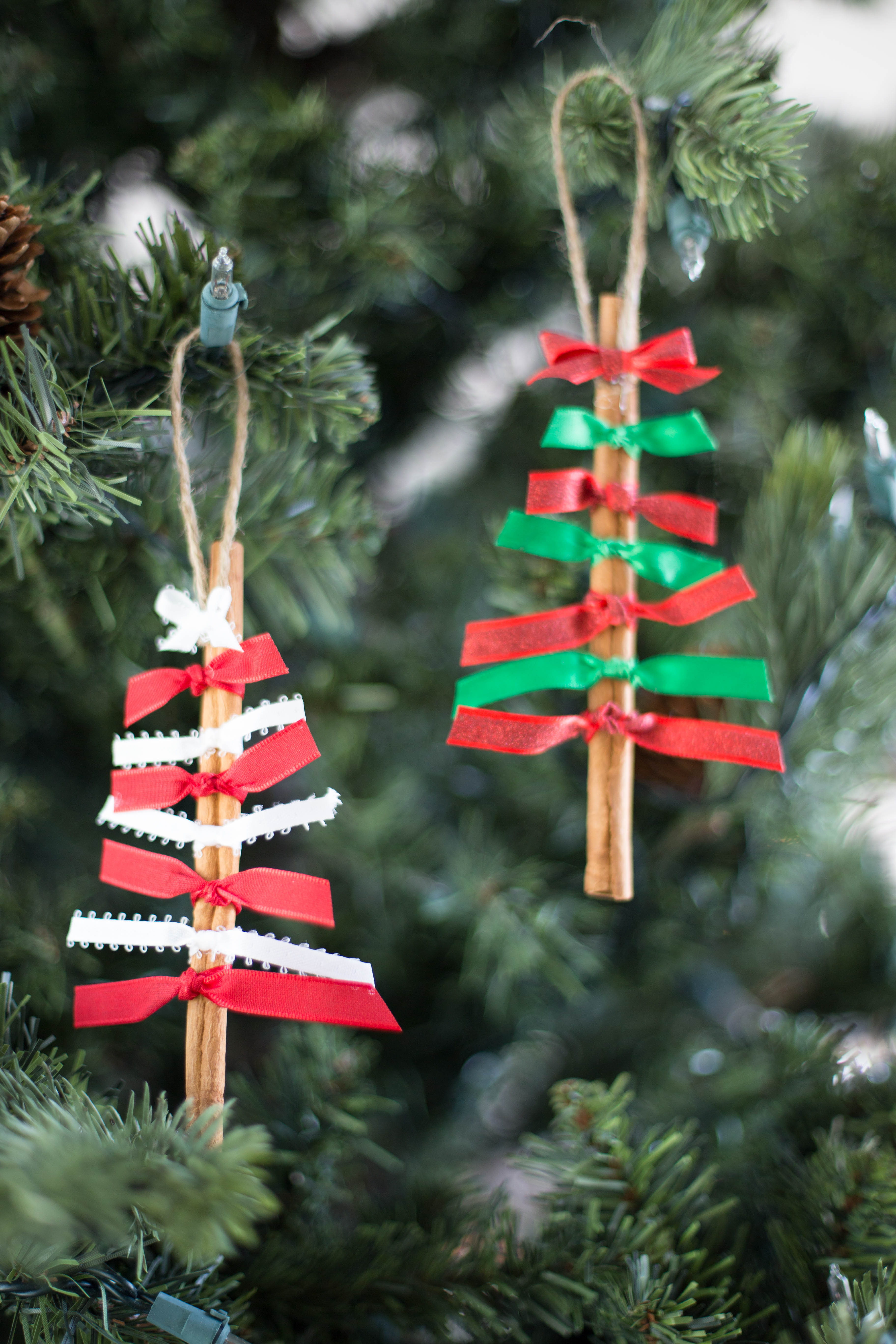 Cinnamon stick christmas ornaments tgif this grandma Christmas tree ornaments ideas