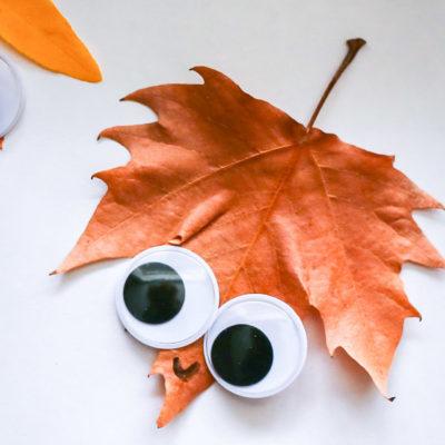 Fall Leaf Art