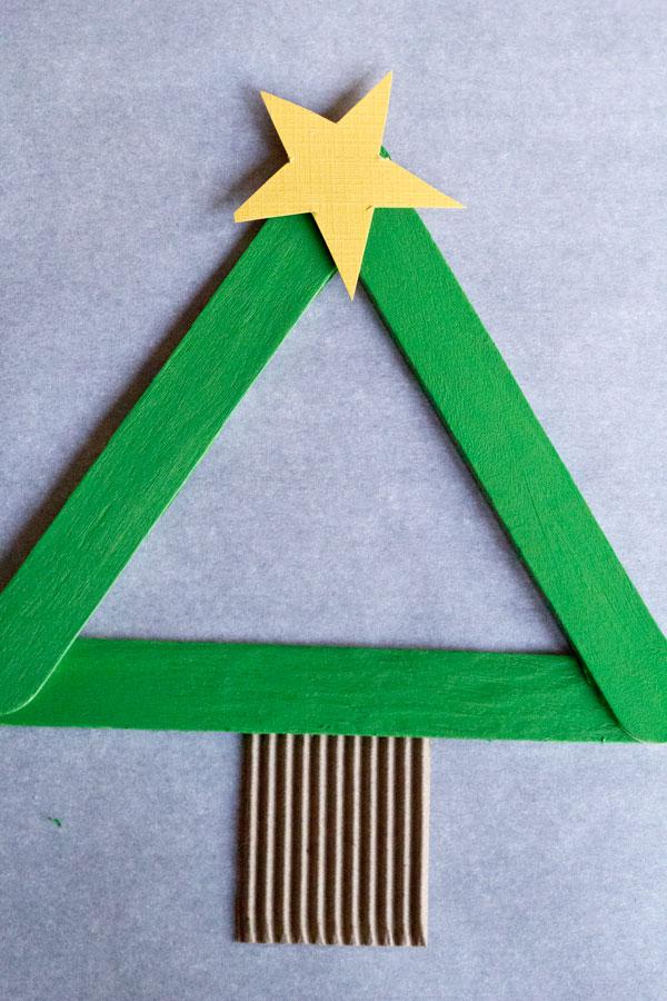 Tree-Star-Trunk-Craft-Sticks