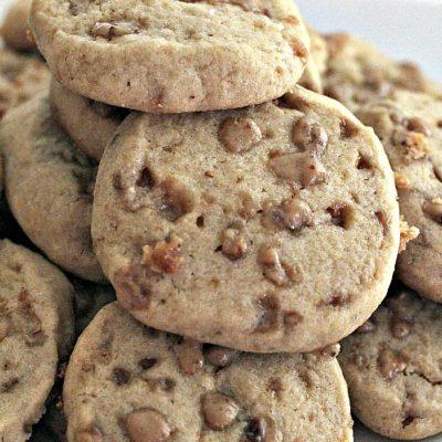 Easy Toffee Cookies
