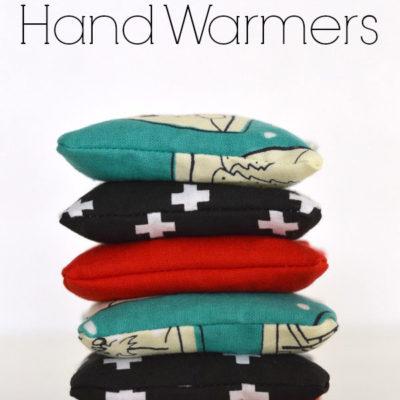 Simple DIY Hand Warmers