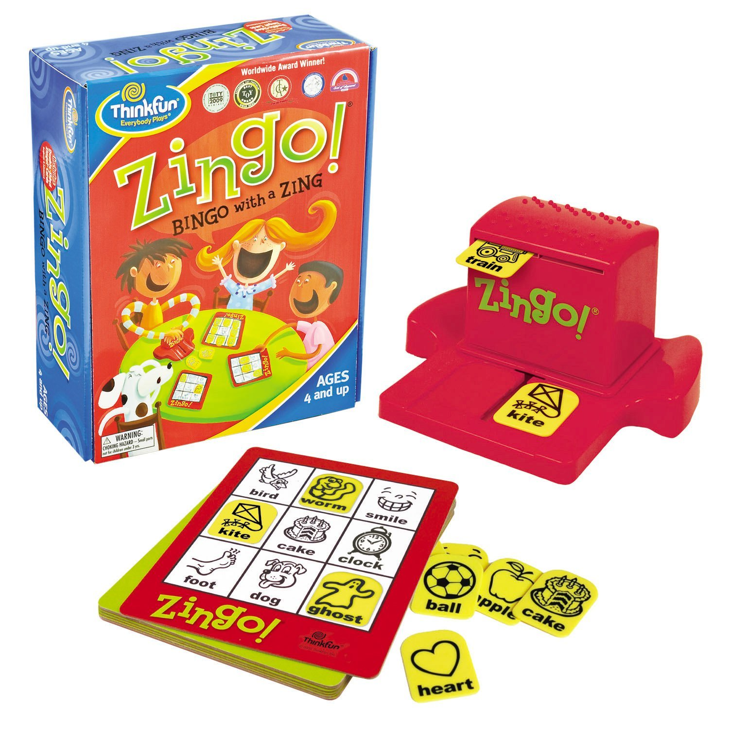 Toys For Games : Educational board games for kids tgif this grandma