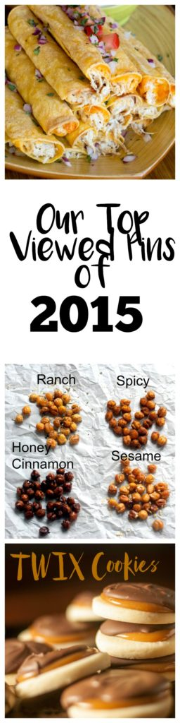 Most Viewed Pins of 2015 at Made From Pinterest