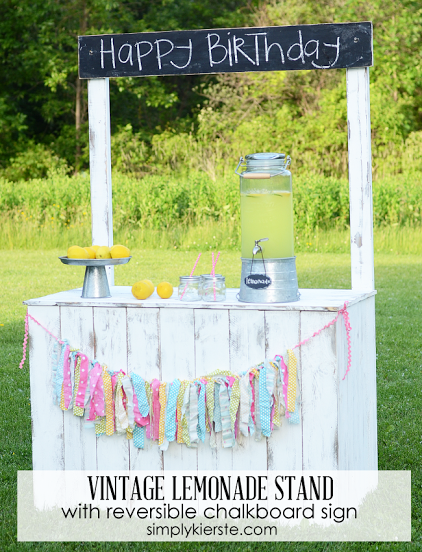 Vintage Lemonade Stand