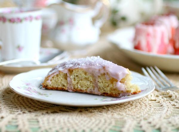 Lavender Vanilla Scones - TGIF - This Grandma is Fun