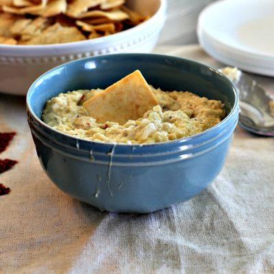 Slow Cooker Artichoke Dip
