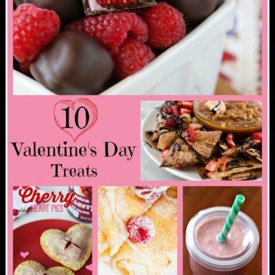 10 Valentine's Day Treats