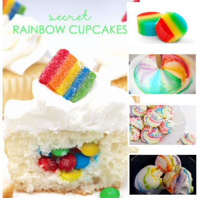 100 Rainbow Treat and Dessert Recipes
