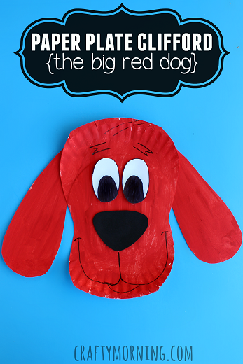 paper-plate-clifford-dog-craft-for-kids
