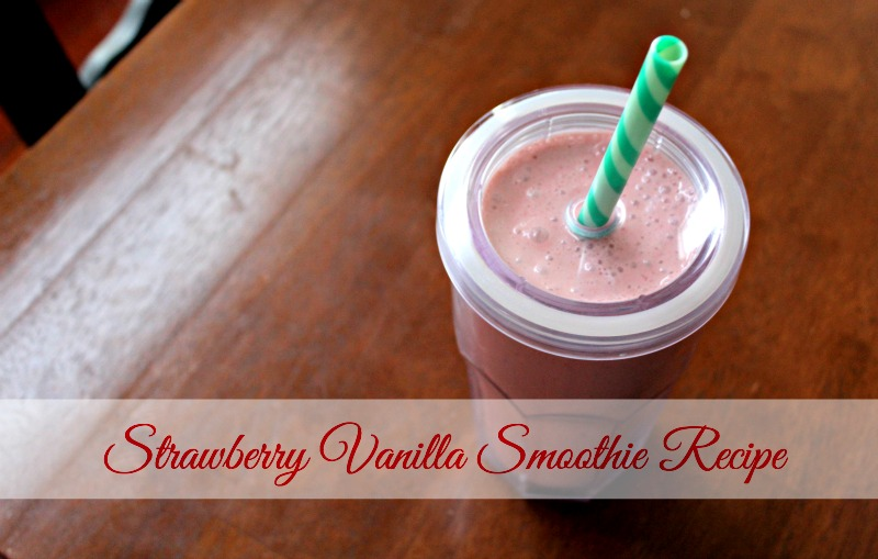 strawberry-vanilla-smoothie-recipe