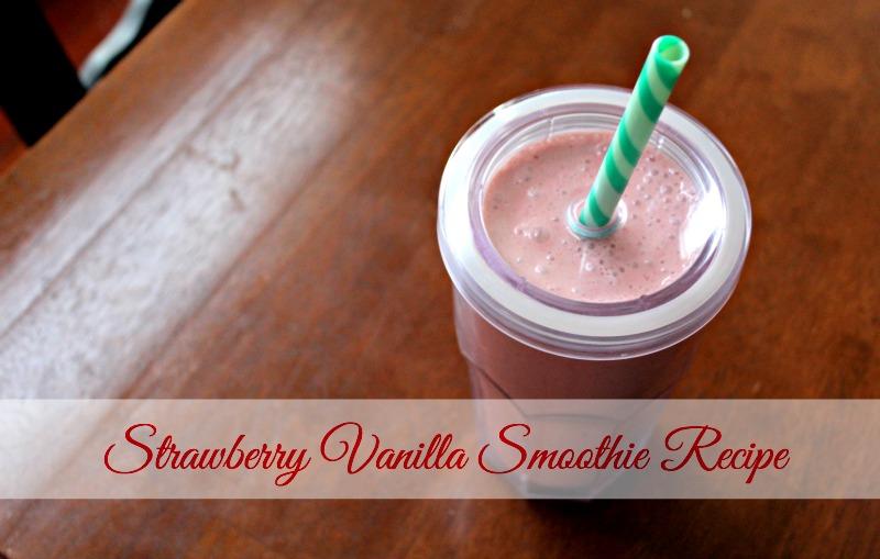 strawberry-vanilla-smoothie-recipe