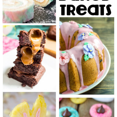 22 Easter Themed Baked Treats