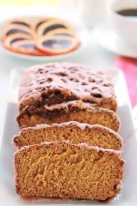 Blood Orange Turmeric Loaf