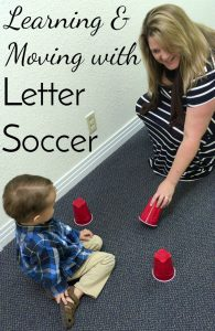 Letter Soccer