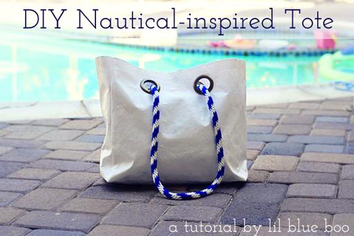 NauticalInspiredTote
