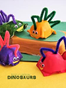 egg-carton-dinosaurs