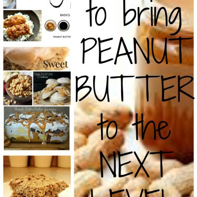 24 Ways To Bring Peanut Butter To The Next Level