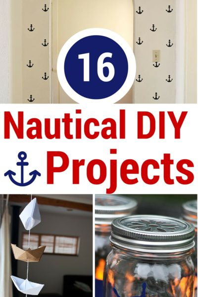 16 Nautical DIY Projects