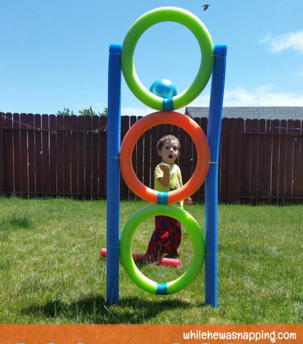 50 Outdoor Games To Diy This Summer: 20 DIY Backyard Games