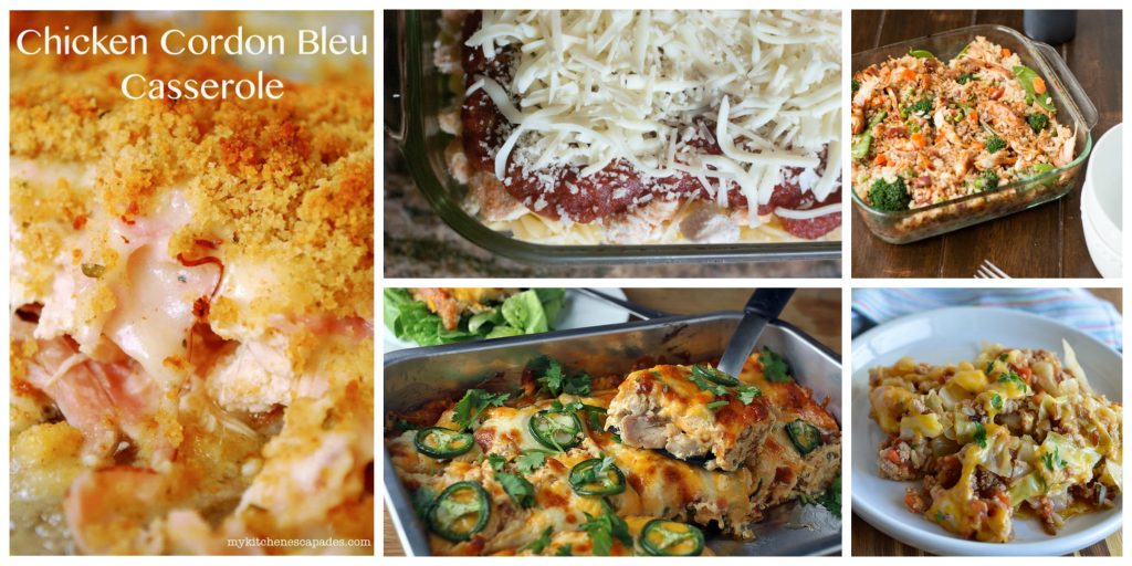 Wow Factor - Cordon Bleu - Parmigiana - Teryiaki - Jalapeno popper - Stuffed cabbage