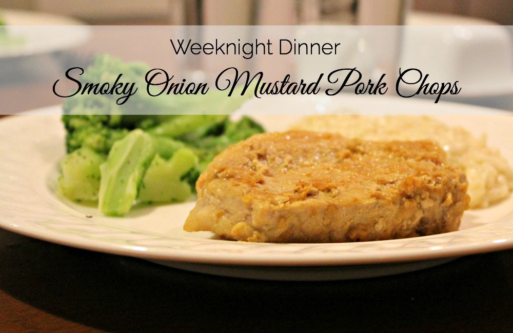 Smoky Onion Pork Chop Recipe