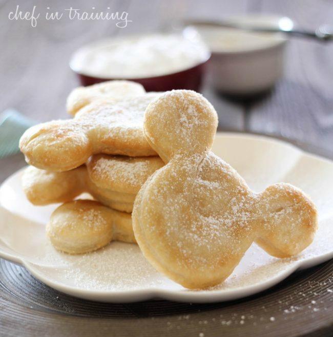 copycat disney beignets