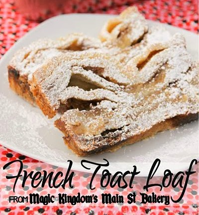 copycat disney french toast