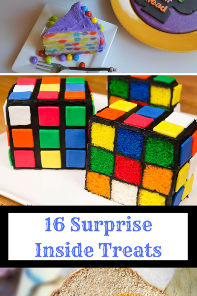 16 Surprise Inside Treats