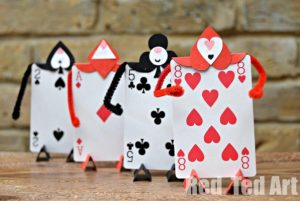 Card soldiers