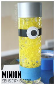 Minion Bottle