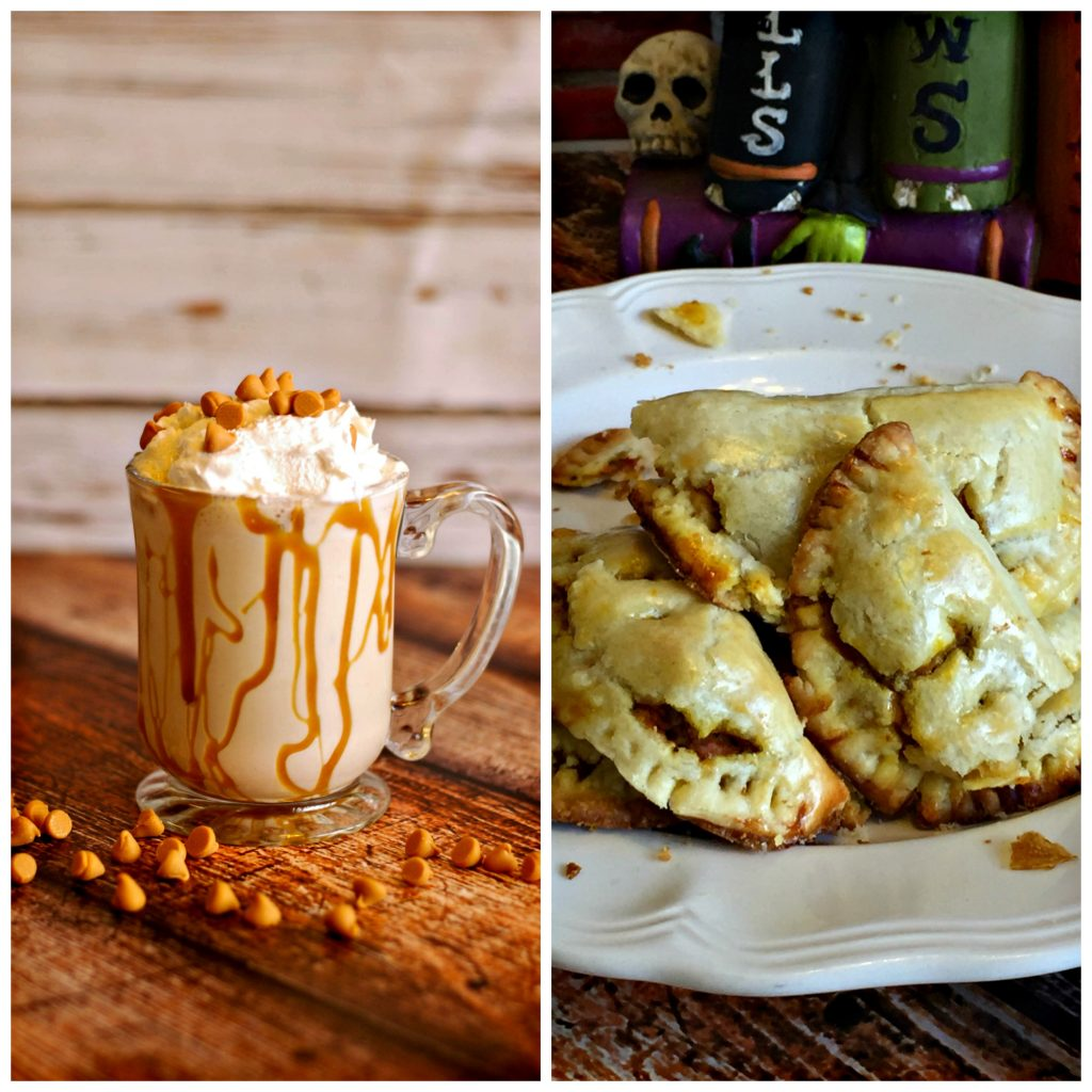 Add a bit of magic to your home by celebrating Harry Potter's birthday with a Butterbeer Shake and two types of Pumpkin Pasties!
