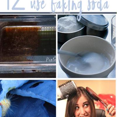 Discover 12 New Ways To Use Baking Soda