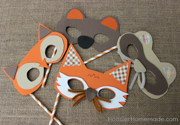 Fall-Kiddie-Partymasks